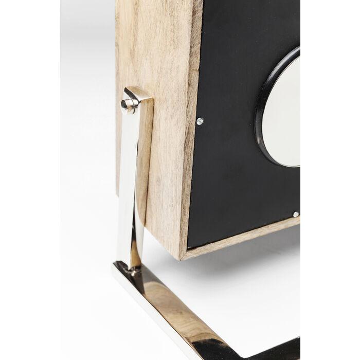 horloge poser cube gm kare design. Black Bedroom Furniture Sets. Home Design Ideas