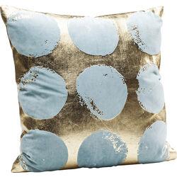 Cushion Dotty Gold 45x45cm