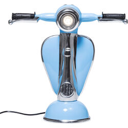 Table Lamp Scooter Blue LED