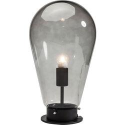 Lampada da tavolo Bulb nero