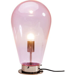 Table Lamp Bulb Rosegold