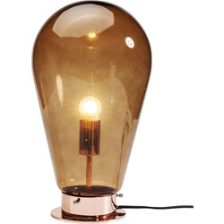 Table Lamp Bulb Copper