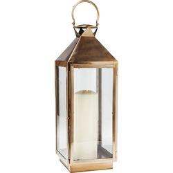 Lantern Pure Glamour Rosegold 58cm