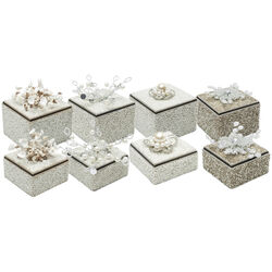 Box Dream of Pearls (2/Set) Assorted