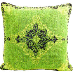 Cushion Kelim Shock Green 45x45cm
