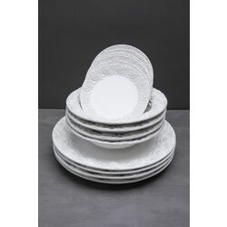 Dish Set Rosa (12-part)
