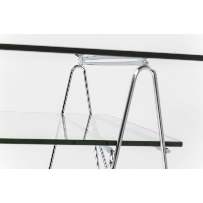 Table polar 8 mm esg kare design for Kare design tisch polar