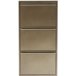 Shoe Container Caruso 3 Bronze (MO)