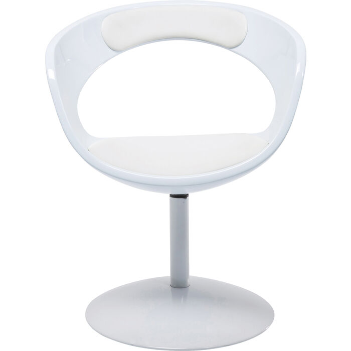 Chaise Pivotante Retro Easy All Blanche