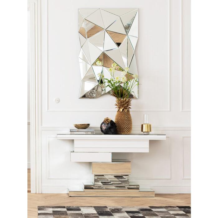 spiegel prisma 120x80cm kare design. Black Bedroom Furniture Sets. Home Design Ideas