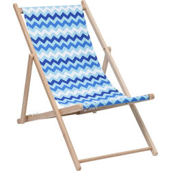 Deckchair Seaside Summer