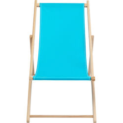 Deckchair Blue Sky Summer
