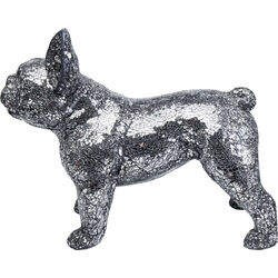 Deco Object Crystal Dog