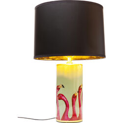 Table Lamp Flamingos