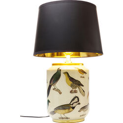 Table Lamp Birds Life