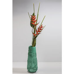 Vase Jungle Turquoise 83cm