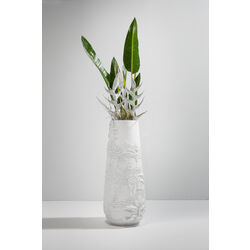 Vase Jungle Weiß 83cm