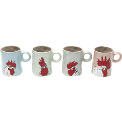 Mug Mrs Hen Assorted