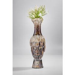 Vase Visage 46cm