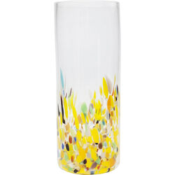 Vase Abstract Dots 36cm