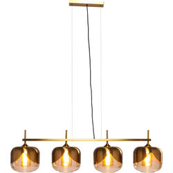 Hanging Lamp  Golden Goblet Quattro  Ø25cm