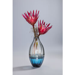 Vase Bicolore Acqua Drop 34cm
