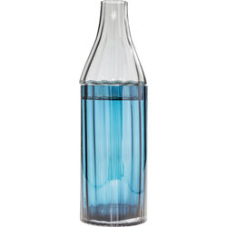 Vase Bicolore Acqua Bottle 49cm