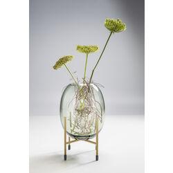 Vase Stilt Green 23cm