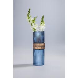 Vase Rim Blue 36cm