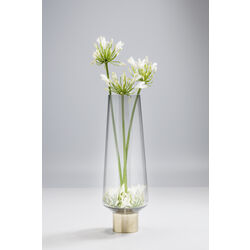 Vase Noble Ring Grey 40cm