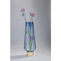 Vase Noble Ring Blue 60cm