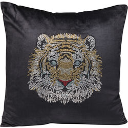 Cushion Tiger Face 45x45cm
