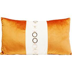 Cushion Classy Rings 28x50cm