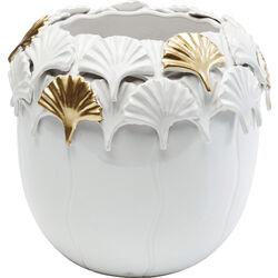 Vase Ginkgo 20cm