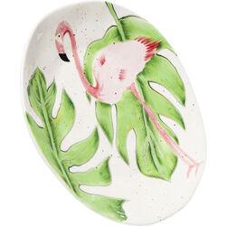 Plato Flamingo Holidays Ø21cm