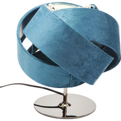 Table Lamp Knot Bluegreen