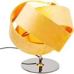 Table Lamp Knot Yellow