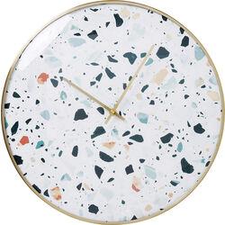 Wall Clock Terrazzo Ø40cm