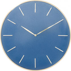 Wall Clock Malibu Blue Ø40cm