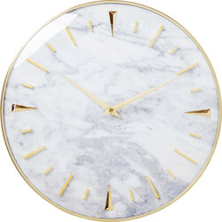 Wall Clock Noble Marble Ø40cm