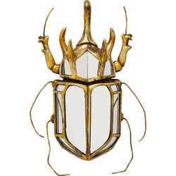Decorazione da parete Beetle Mirror