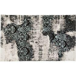 Carpet Kelim Ornament Turquoise 200x140cm