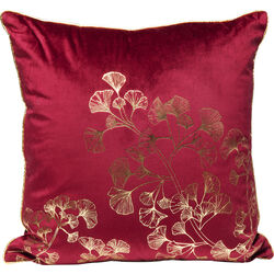 Cushion Ginkgo Tree Purple 45x45cm
