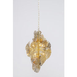 Pendant Lamp Leaf Gold