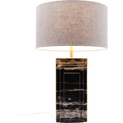 Table Lamp Charleston Marble 69cm