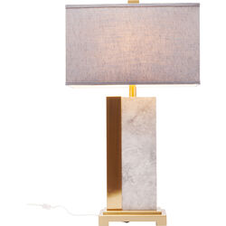 Table Lamp Charleston Marble 80cm