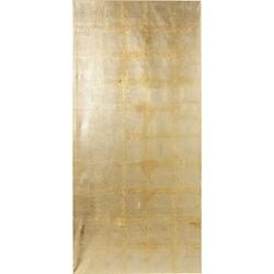 Quadro Foil oro 100x210cm
