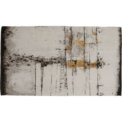 Carpet Abstract Grey Line 200x140cm