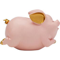 Money Box Pig Pink