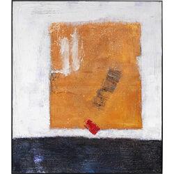 Acrylic Painting Frame Art Symbol 150x130cm